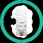 Энерго-сберегающие лампы